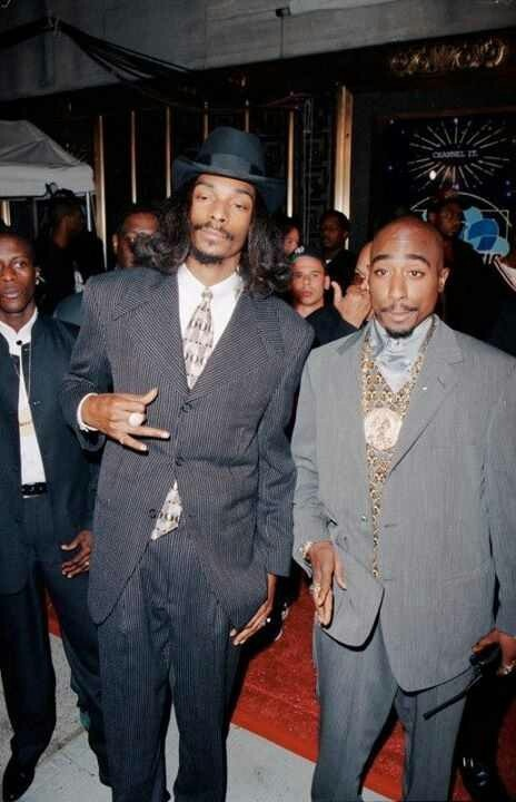 Snoop Dogg & 2pac