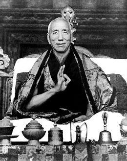 རྫོང་གསར་མཁྱེན་བརྩ་ཆོས་ཀྱི་བློ་གྲོས་ Dzongsar Khyentse Chokyi Lodro un ancien très grand professeur de bouddhisme tibétain. TIBET