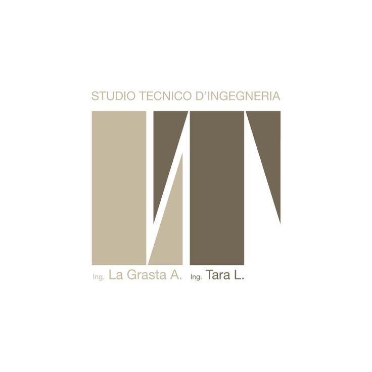 #Mammagallo #Portfolio: #Logo Studio d'ingegneria La Grasta - Tara