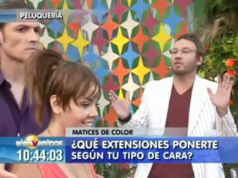 Oscar Mansilla - Mechas y Extensiones