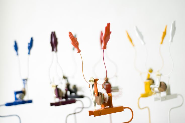 Applause Machines by Martin Smith for Laikingland, (image by Jon Stanley Austin)