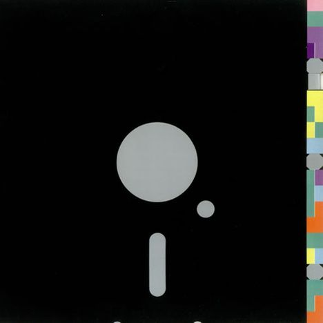 Album artwork by Peter Saville