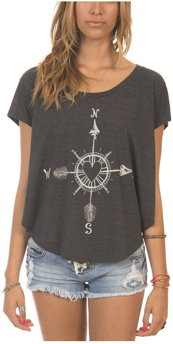 Billabong US Womens : CLOTHING - You Or Me Ss