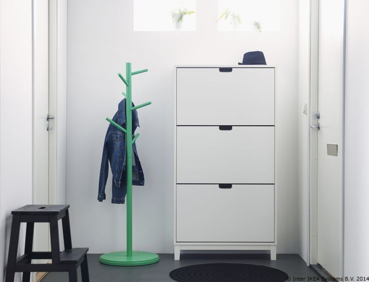 Relativ 24 best Predsoblje images on Pinterest | Ikea, Hallways and Ikea  DE18
