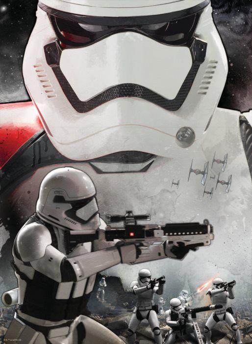 Puzzle RAVENSBURGER 300 dílků - Star Wars: Stormtroopers