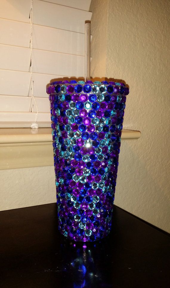 63 Best Images About Bling Tumblers On Pinterest