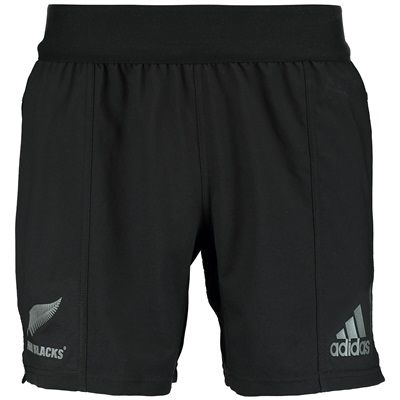 All Blacks Rugby Home Shorts Black