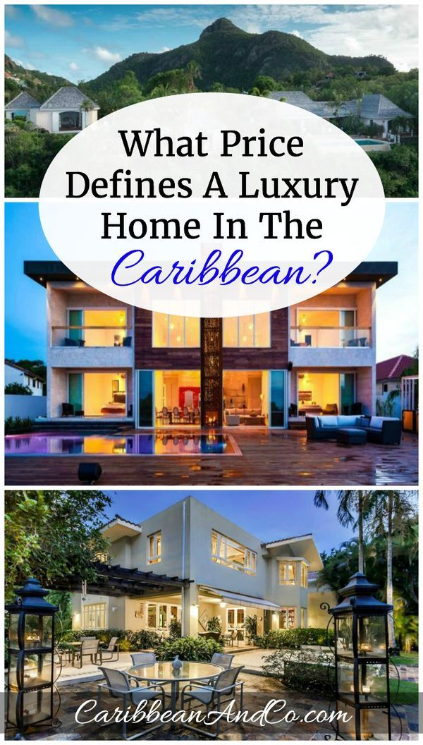Want to live the dream life and purchase real estate in the Caribbean?  With insight from Christie's International Real Estate, we share how much money you'll need to afford a luxury family home with a beach or sea view.