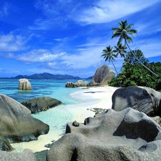 D'Argent Beach, Seychelles