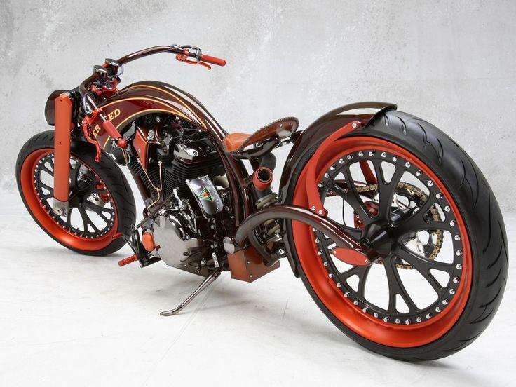 : Aft Custom, Custom Chopper, Custom Motorcycles, Bike Wallpapers, 2008 Metric, Custom Bike, Heavy Bike, Harley Davidson Bike, Champions Aft