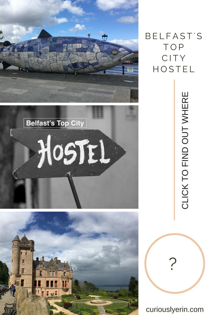 Belfast is a must-visit city during your trip around Ireland and Northern Ireland. Find out the best budget friendly backpackers and why you should stay here.