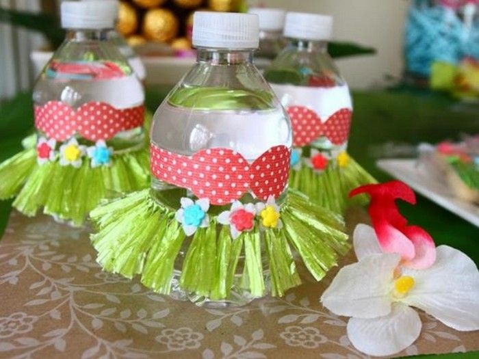71 best images about hawaiian laua party ideas on for How to make luau decorations at home