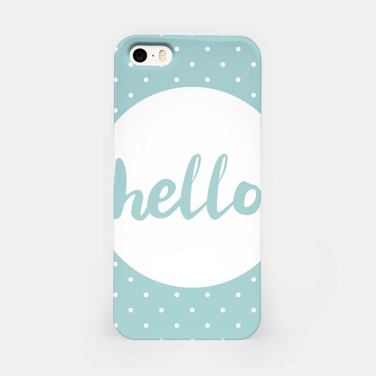 Hello Obudowa iPhone, Live Heroes