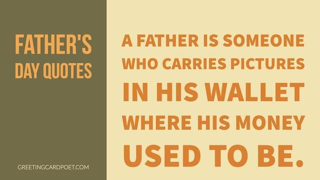 Happy Fathers Day Babe Quotes: 25+ Best Quotes For Father On Pinterest