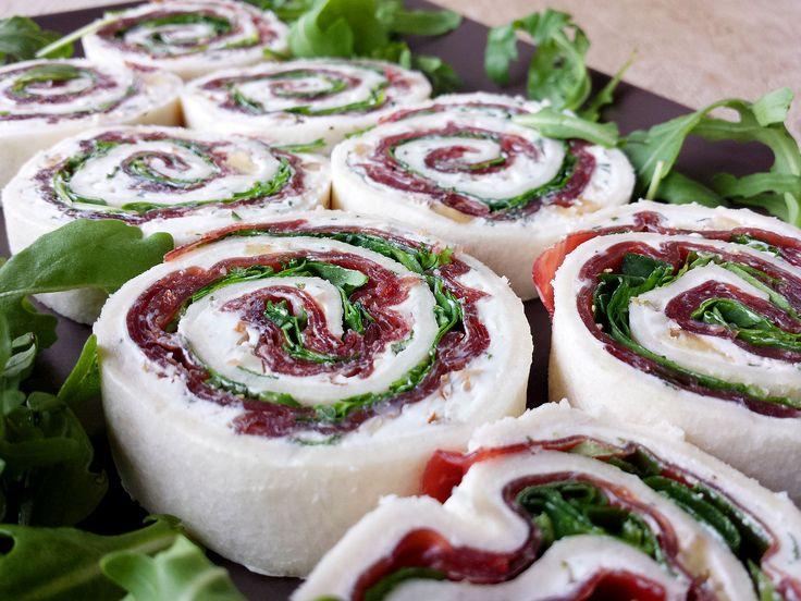 Una ricetta estiva fresca e leggera, ottima come antipasto o aperitivo.