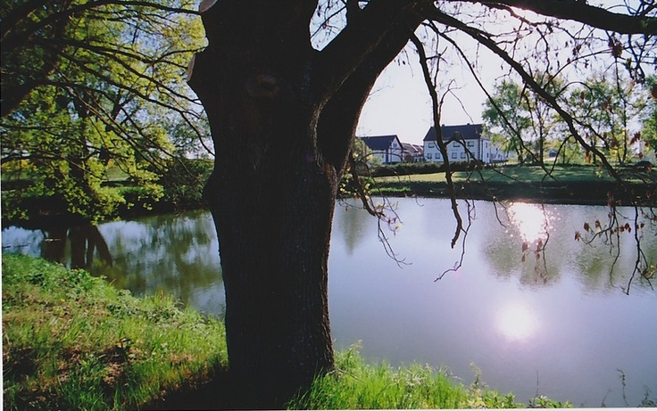 Svrabov, CZ: Birthplace of Frantisek Klein, born 1828