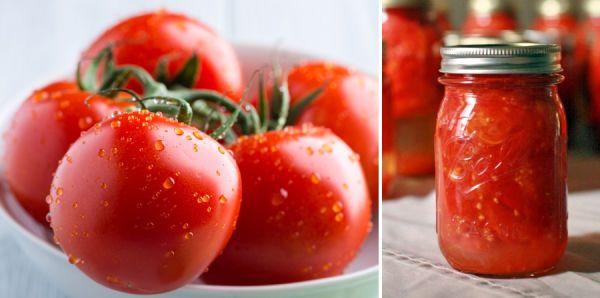 Cómo embotellar tus propios tomates para guardarlos y tenerlos a mano cada vez que los necesites.