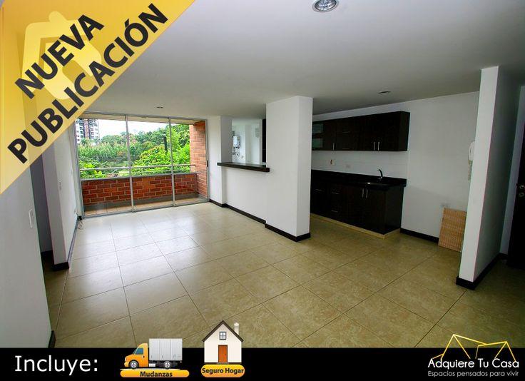 ¡Este bonito #apartamento está a la venta en el municipio de Sabaneta, Antioquia¡ Precio: $ 170,000,000 (Seguro Plan Hogar Global SURA + Mudanza)  #venta #sabaneta #ladoctora  http://www.adquieretucasa.com/index.php?option=com_joomanager&view=details&catitemid=161&Itemid=114