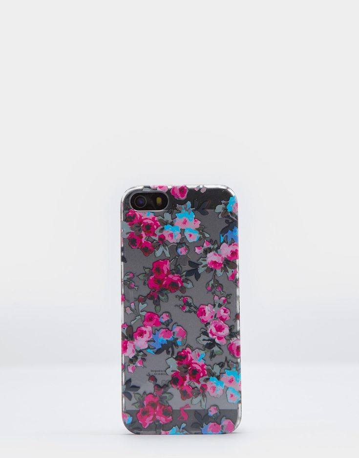 Iphone 5 Ditsy Case , Size One Size | Joules UK