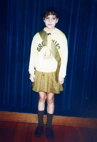 Famous Girl Scout...Kate Middleton!!