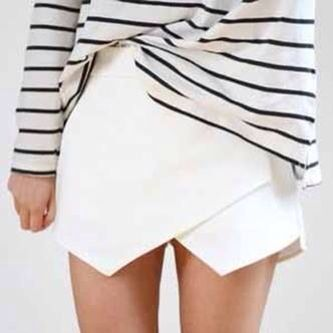Get ready for Spring! Get our Skorts now. White, black and peach. FB.com/shopilltheory x #skorts #spring2014 #ilovelifetheory