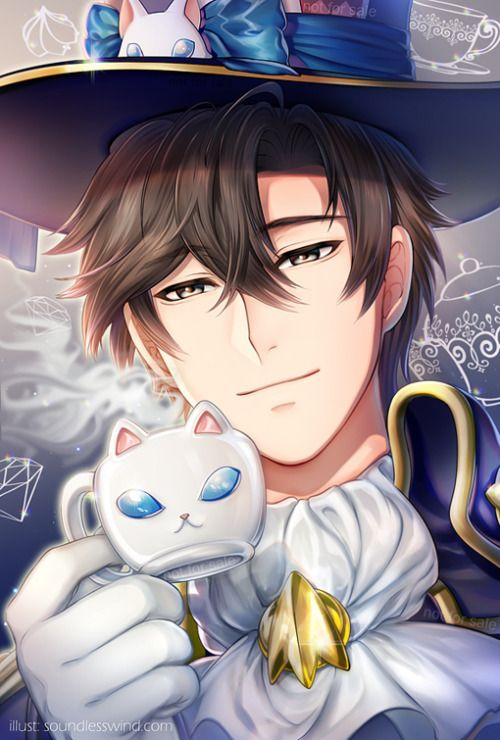 Immagine di mystic messenger, jumin, and jumin han