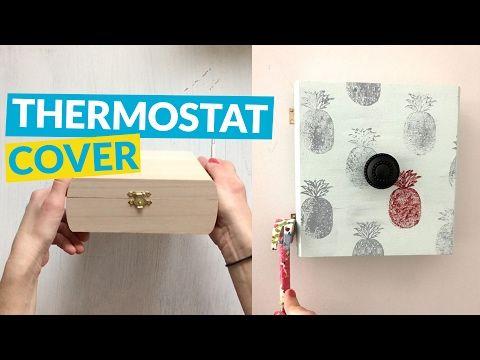 Decorative Thermostat Cover   Hometalk
