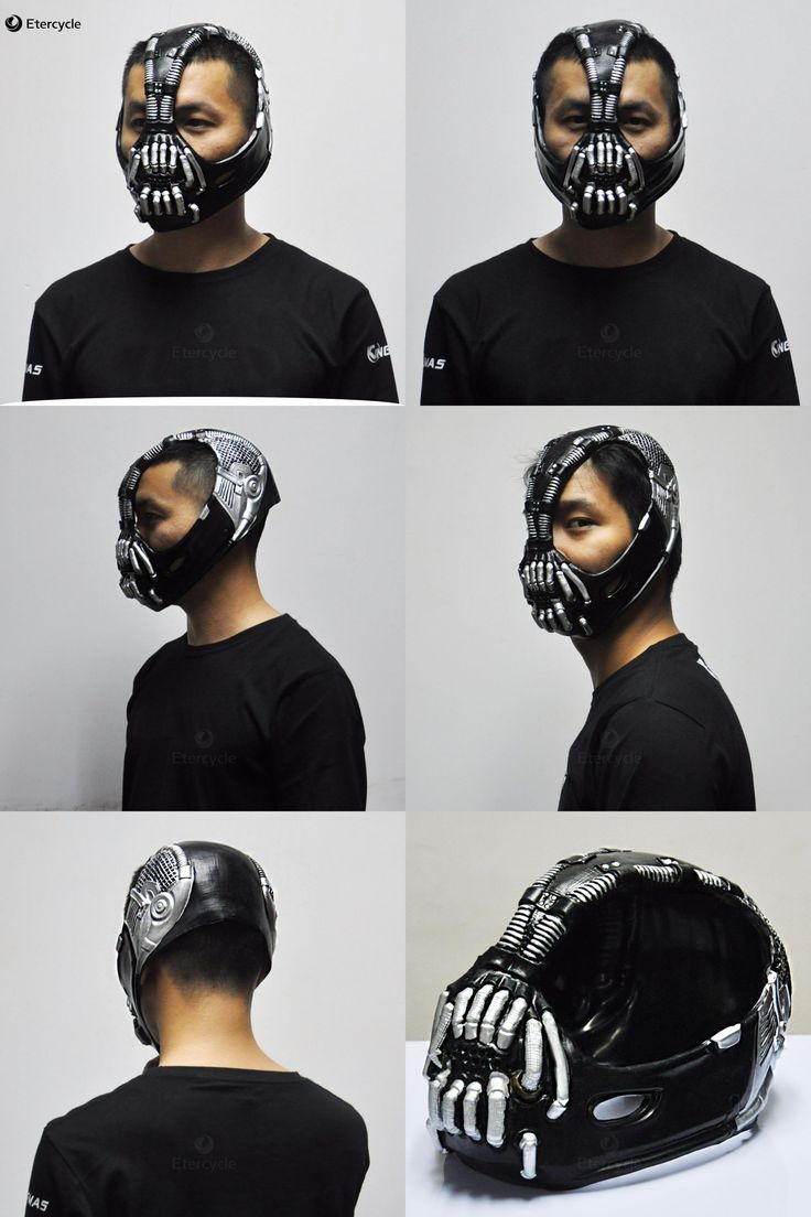 Best 25+ Bane mask ideas that you will like on Pinterest ...