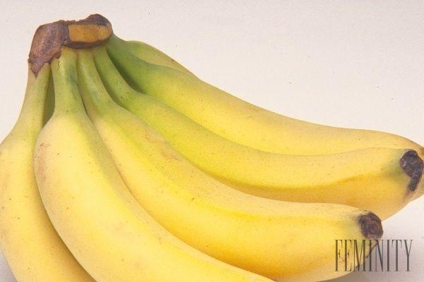 Svetobežník banán - dokáže zregenerovať organizmus