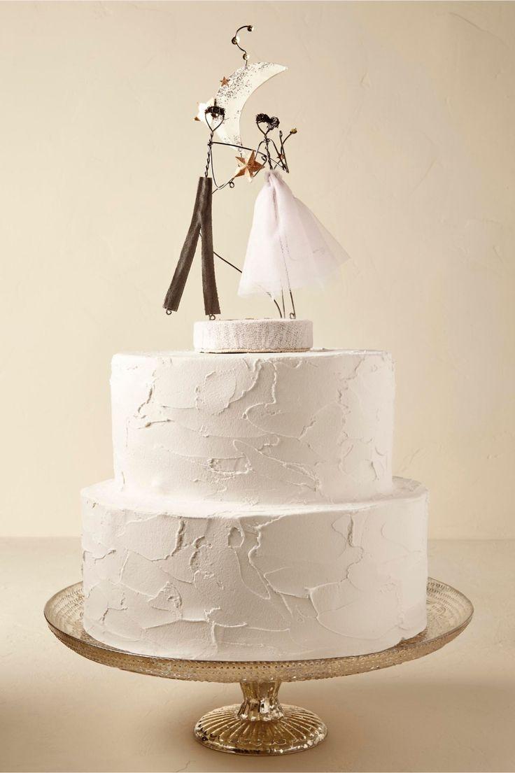 140 best Wedding Cake Toppers images on Pinterest | Cake wedding ...