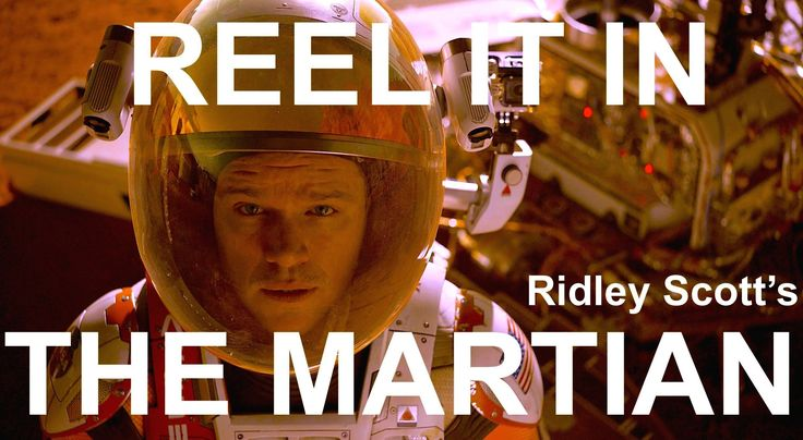 News Videos & more -  Space Videos - THE MARTIAN Movie Review- REEL IT IN #Amazing #Space #Videos #Music #Videos #News