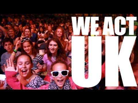 We Act UK - The Children's programme now in the UK