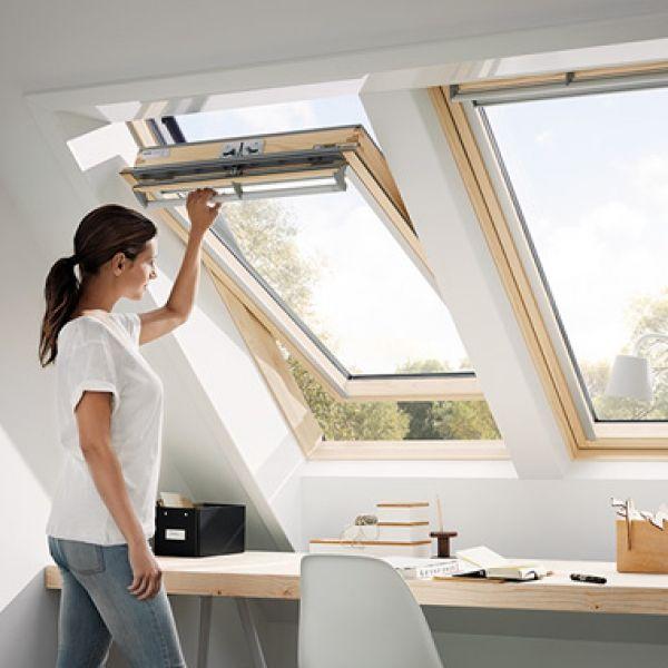 Roof windows | PVC Windows, made in Lithuania, Scandinavian Windows, Kjøpe vinduer fra litauen, Tilt and Turn, Reversible, Slide and Sash Windows