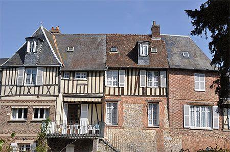 Lyons la Forêt Normandie