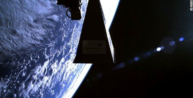Spy satellites fighting crime from space