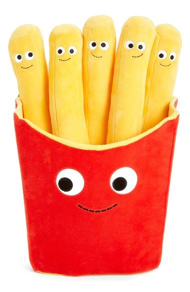 Kidrobot 'Yummy World - Frankie Fries' Plush Toy available at #Nordstrom