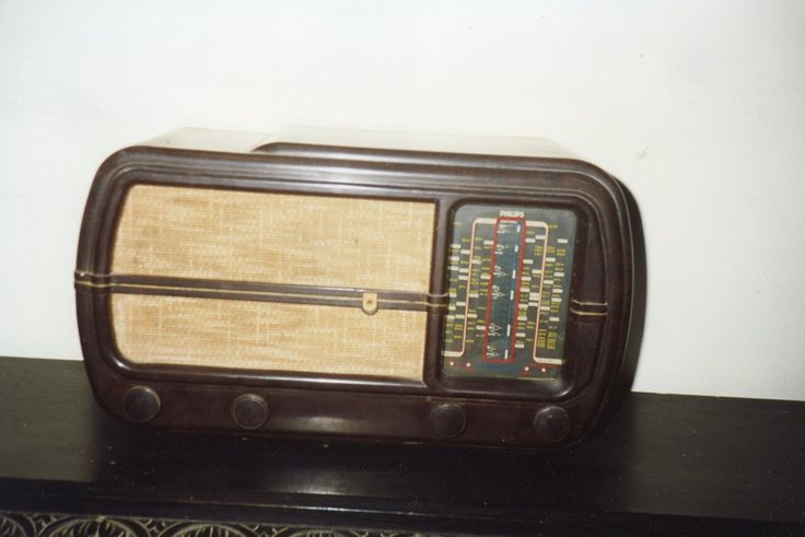 """The radio. No one could talk while Dad listened to the 6 o'clock news. And didn't we all follow  """"Dad and Dave?"""" ebay link 231446413585 for """"Growing up in the 50s and 60s"""" by John (JB) Bridges. Sales: jbesperance@hotmail.com"""