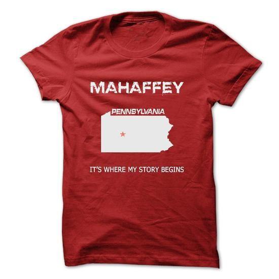 Mahaffey-PA12 - #grey shirt #baja hoodie. MORE ITEMS => https://www.sunfrog.com/LifeStyle/Mahaffey-PA12.html?60505