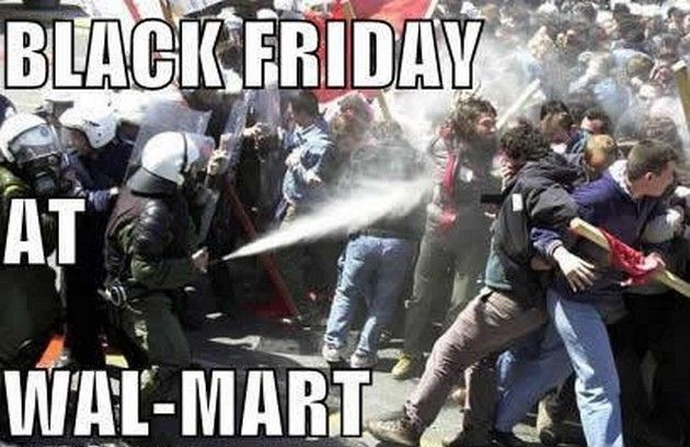 The Funniest Black Friday Pictures On The Web