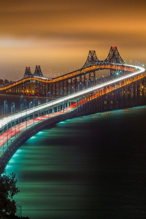 San Rafael Bridge, San Francisco Bay