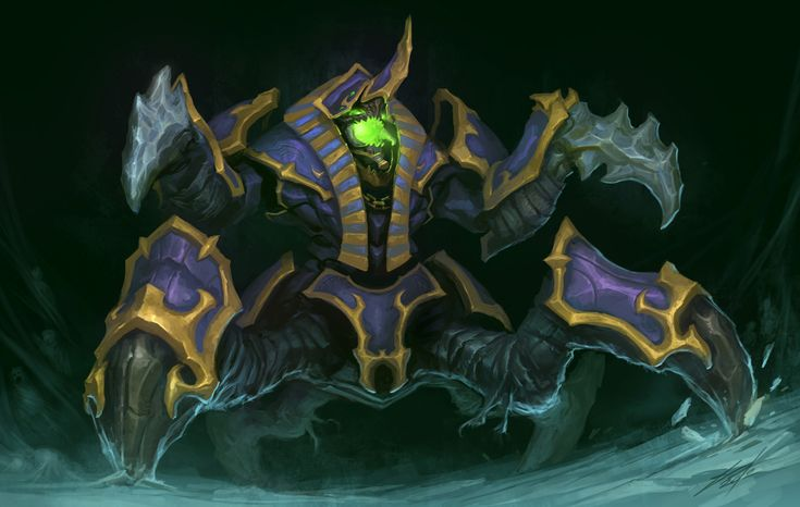 #CryptLord - He serves only the #FrozenThrone...  by Jimmy Xu