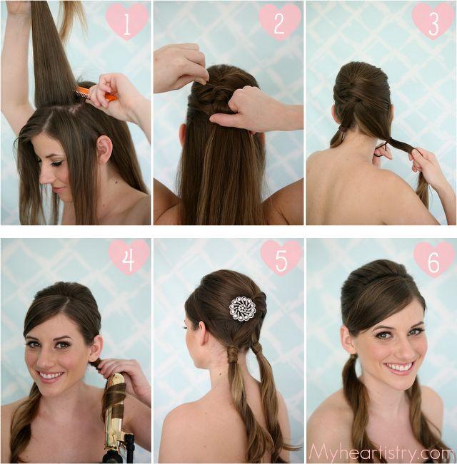 how to get audrey hepburn hair