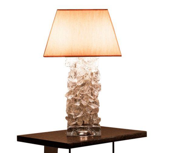 CL Sterling & Son Rock Pile Table Lamp RC 54 Studio Shot