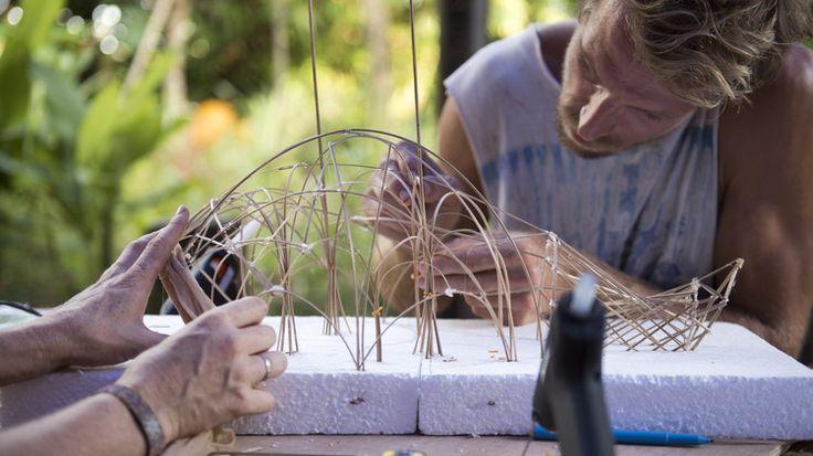 Bamboo U: Curso de construcción y diseño con bambú en Bali, Cortesía de Bamboo U