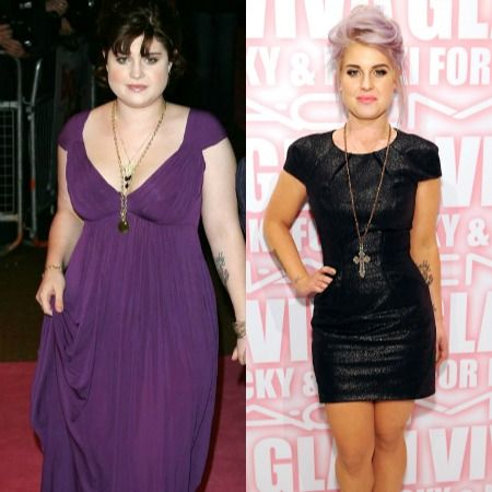 Kelly Osbourne before & after weight loss | Weight Loss ... Kelly Osbourne Weight Gain
