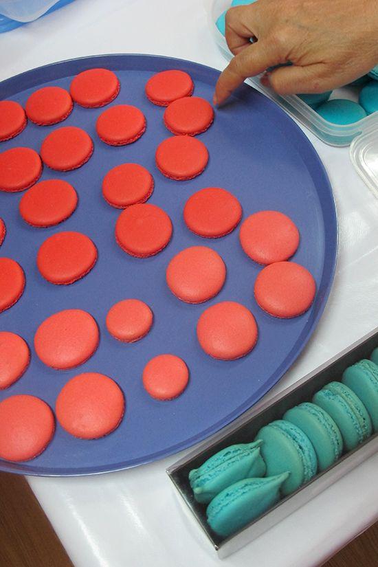 Como hacer el macaron perfecto, paso a paso. To be Gourmet | Recetas de cocina, gastronomía y restaurantes.