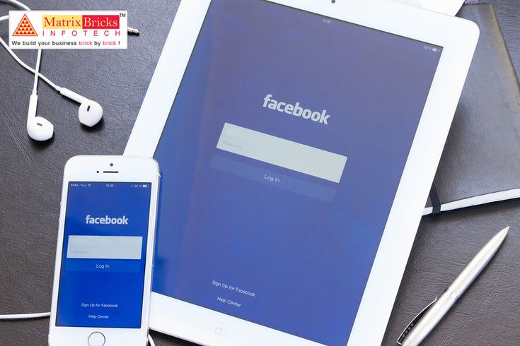Facebook is big. As the largest social network in the world, it has more than 1.23 billion active users, 62% of whom log in on a daily basis.  Visit us for more Matrix Bricks Infotech : https://goo.gl/ZRy7KJ  #socialmedia  #SMO #DigitalMarketingAgency #facebookmarketing