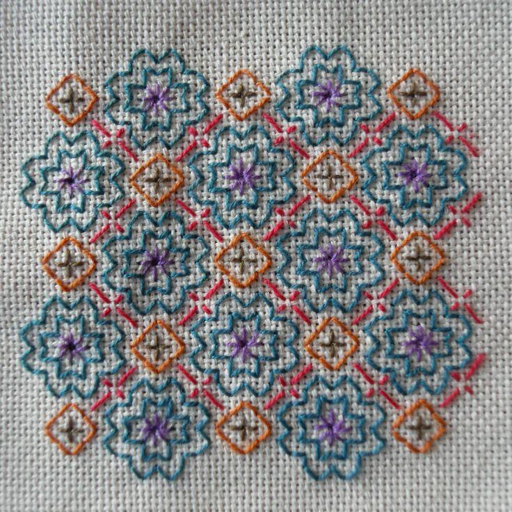 Wessex Stitchery by Kath Morton