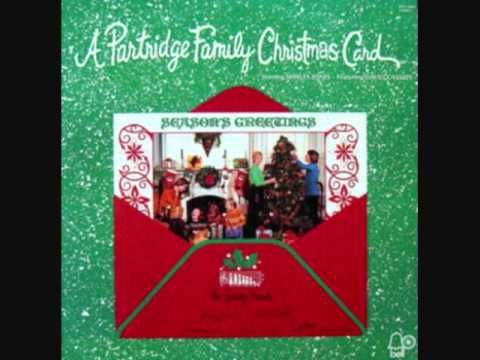 partridge family my christmas card to you from 1971 lp a partridge family christmas this lp was the best selling christmas album in the us in - Best Selling Christmas Albums