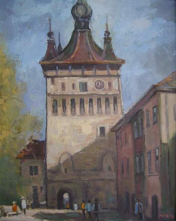 Andrei Branisteanu  - Cetatea Sighisoarei